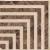 APE TACO COMBA BEIGE 7X7 lesklý obklad 10mm dekor roh