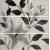 APE DECOR SET (3) SONIA CENIZA 20X60 matný obklad 10mm dekor kvety