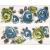 APE DECOR SMART MARINO/PISTACHO 20X50 lesklý obklad 11mm dekor