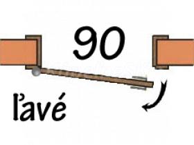 90 Ľavé