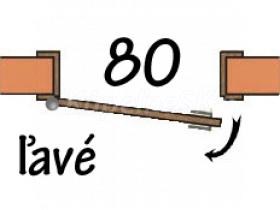 80 Ľavé