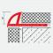 Ukončovacia lišta PVC pre obklady - oblý profil s nosom