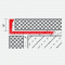 Ukončovacia lišta PVC pre obklady - hranatý L profil