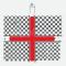 Dištančný PVC krížik pre špáru 2mm (balenie 200ks)