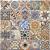 PAMESA DEC. ARENAL 31,6X31,6 cm, dlažba, decocr, matný