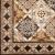PAMESA GIRO TOJA 45X45 cm, dlažba, roh, decor