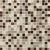 PAMESA MALLA GLASSTILE VISÓN 30X30 (CRISTAL-GLASS)(7MM APROX) cm, mozaika